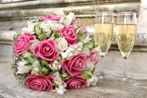 Image result for wine and flowers