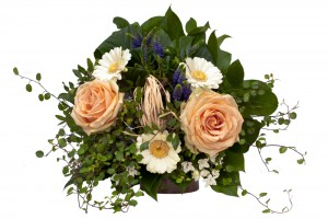 Hand-tied Bouquets Deliveries UK