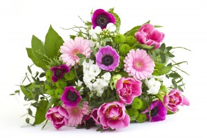Congratulate Someone with Flowers Delivery