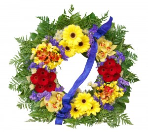 Funeral Flowers Delivery London