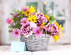 Order Flower Basket Online Now