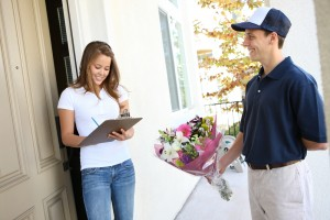 Flowers Delivered by Hand in London
