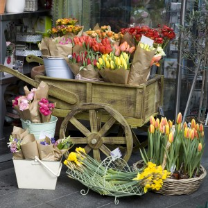 Flowers Delivery in West London
